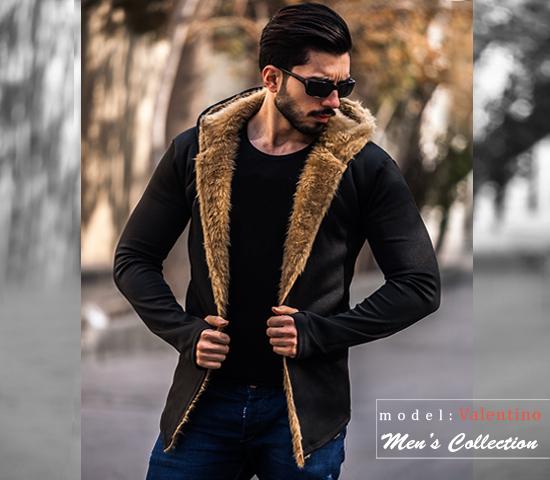 هودی مردانه مدل Valentino