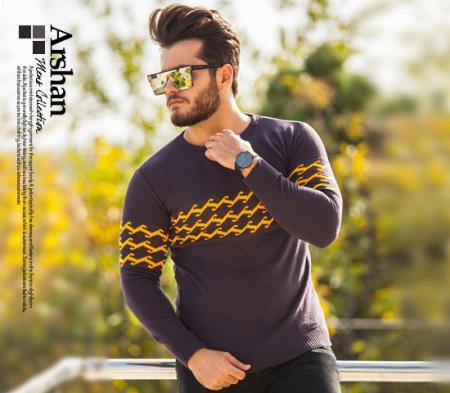 بافت مردانه مدل Arshan