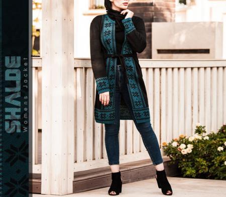 بافت زنانه مدلShalde