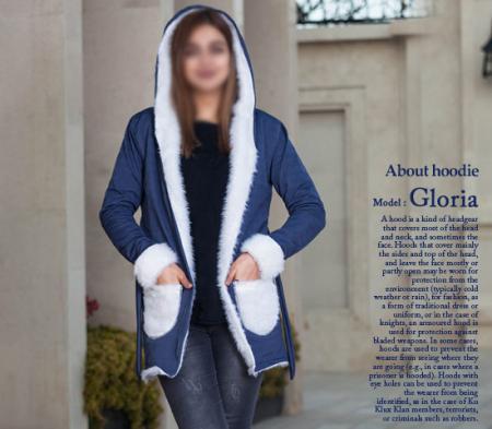 هودی دخترانه مدل Gloria
