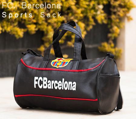 ساک ورزشی مدل FC Barca