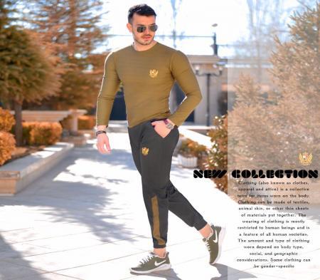 ست بلوز و شلوار Nike مدل Destiny(سبز)