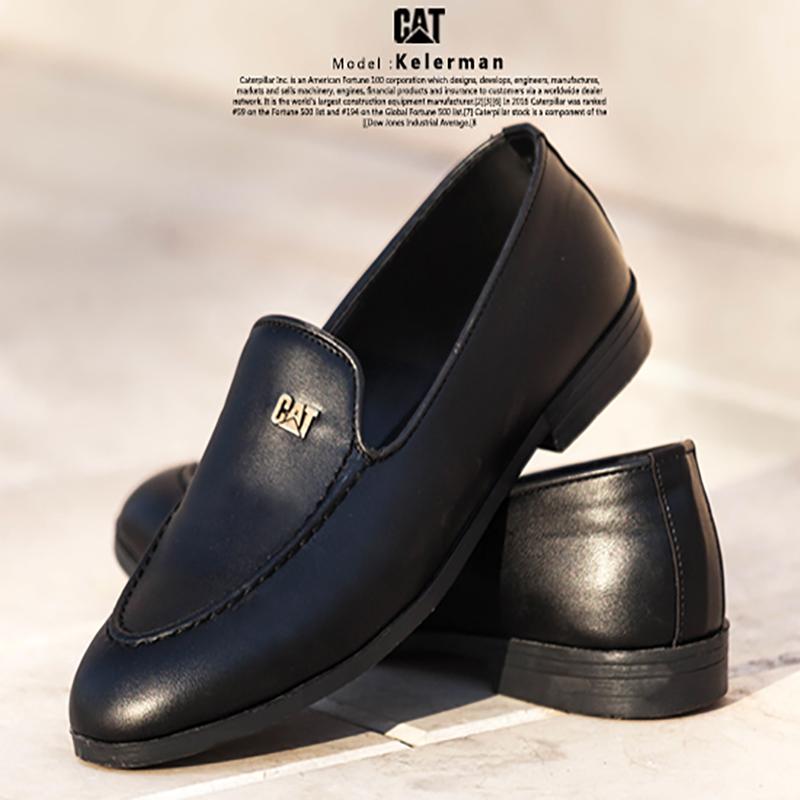 کفش مجلسی مردانه cat مدل Kelerman
