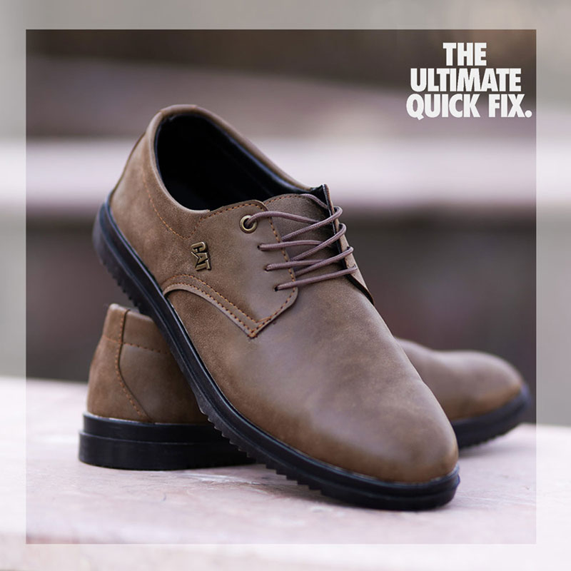 کفش مجلسی مردانه Next( زیتونی)