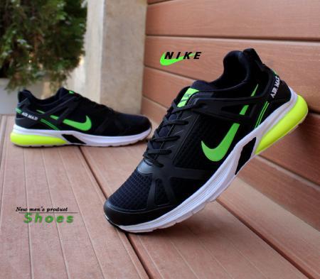 کفش مردانه Nike مدل Alke (مشکی سبز)