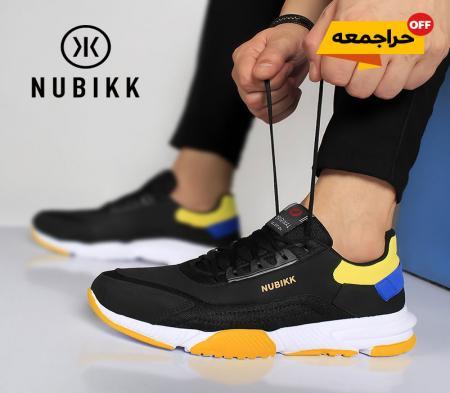 کفش مردانه NUBIKK(مشکی)