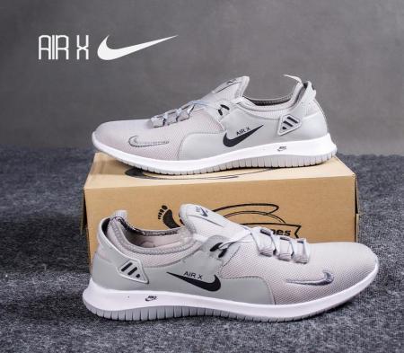 کفش مردانه  Nike مدل Adi(طوسی)
